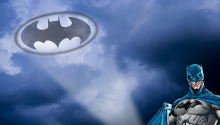 Download Batman PS Vita Wallpaper