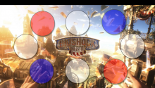 Download Bioshock Infinite PS Vita Wallpaper