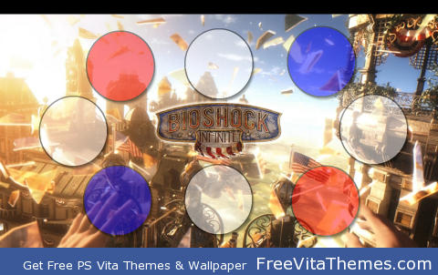 Bioshock Infinite PS Vita Wallpaper