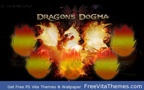 Dragon's Dogma PS Vita Wallpaper