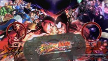 Street Fighter X Tekken Vita strung