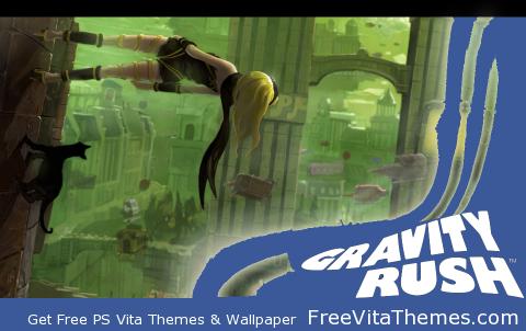 Grushwavey PS Vita Wallpaper