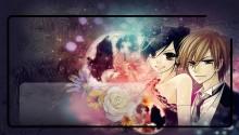 Download Kaichou wa Maid sama lockscreen PS Vita Wallpaper