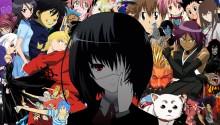 Download Anime Mix PS Vita Wallpaper