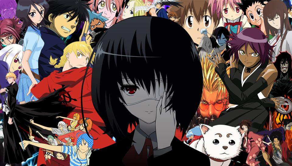 Anime Mix PS Vita Wallpapers - Free PS Vita Themes and Wallpapers