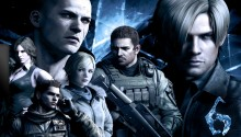 Download Resident Evil 6 Wallpaper PS Vita Wallpaper