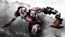 Download Kratos Wallpaper PS Vita Wallpaper