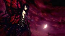 Download Kurohime PS Vita Wallpaper