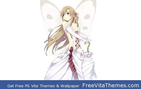 shirohime PS Vita Wallpaper
