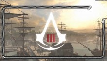 Download Zipper Lockscreen| Assassin's Creed III Boston i PS Vita Wallpaper