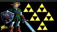 Download Ocarina of Time: Link PS Vita Wallpaper