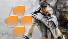 Download Zipper Lockscreen| Assassin's Creed III Aveline (CUSTOM) PS Vita Wallpaper