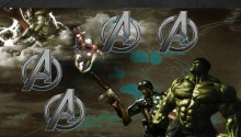Avengers Homescreen