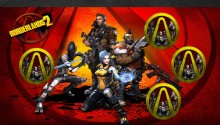 Download Borderlands 2 PS Vita Wallpaper