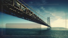 Download Bridge Lockscreen PS Vita Wallpaper