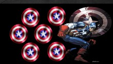Captain America Homescreen
