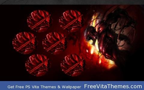 Carnage PS Vita Wallpaper