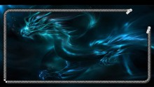 Download Dragon Lockscreen PS Vita Wallpaper