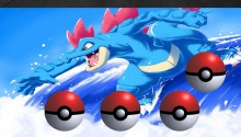 Feraligatr Homescreen