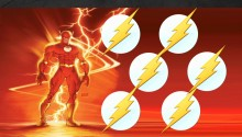 Download Flash PS Vita Wallpaper