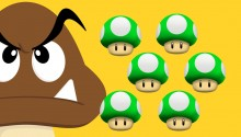 Download Goomba PS Vita Wallpaper