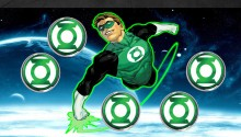 Download Green Lantern PS Vita Wallpaper