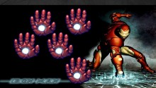 Download Iron Man PS Vita Wallpaper