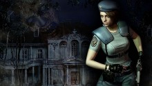 Download Jill Valentine PS Vita Wallpaper
