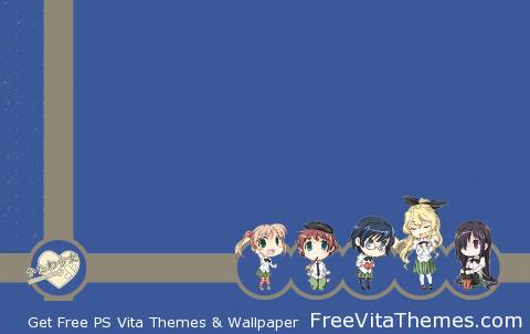 Katawa Shoujo WP PS Vita Wallpaper