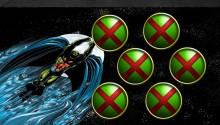 Download Martian Manhunter PS Vita Wallpaper