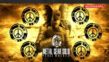 Download Metal Gear Solid Peacewalker PS Vita Wallpaper