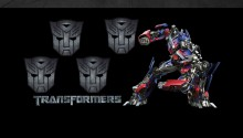 Download Transformers: Optimus Prime PS Vita Wallpaper