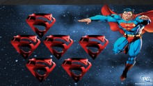 Download Superman PS Vita Wallpaper