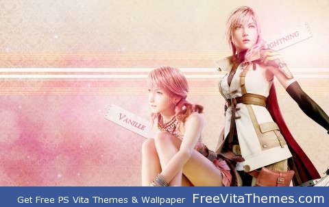 ff girls PS Vita Wallpaper