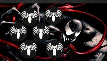 Download Venom PS Vita Wallpaper