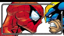 Wolverine And Spidey