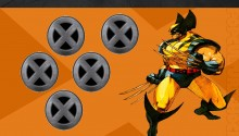 Download Wolverine PS Vita Wallpaper