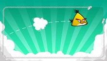 Download Angry birds lockscreen PS Vita Wallpaper