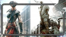 Download Zipper Lockscreen| Assassin's Creed III X Liberation PS Vita Wallpaper