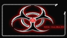 Download biohazard PS Vita Wallpaper