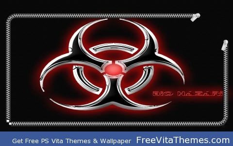 biohazard PS Vita Wallpaper
