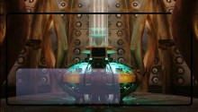 Download 9/10th Doctor Console Room PS Vita Wallpaper
