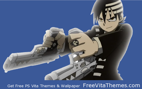 'dynamic' death wallpaper PS Vita Wallpaper