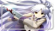 Download Angel Beats! Kanade 2 PS Vita Wallpaper