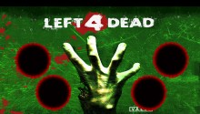 Download left 4 dead w/buttons PS Vita Wallpaper