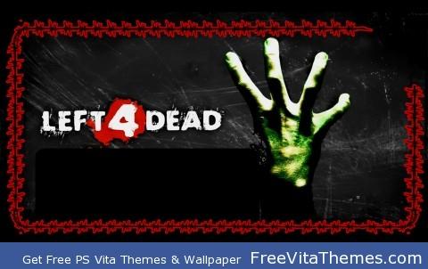 left 4 dead ls2 PS Vita Wallpaper