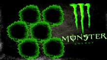Download monster_energy PS Vita Wallpaper