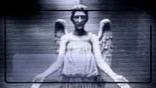 Download Weeping Angel PS Vita Wallpaper