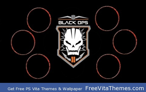 Black Ops II PS Vita Wallpaper