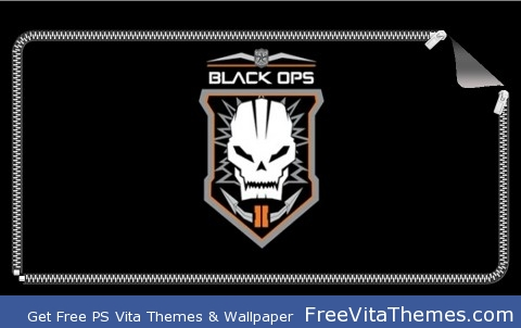 Black Ops II PS Vita Wallpaper